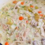 супа с пуешко месо